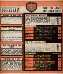 Redux v2.0 - Suits and Upgrades