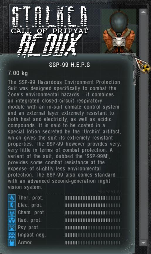 'SSP-99 H.E.P.S'
