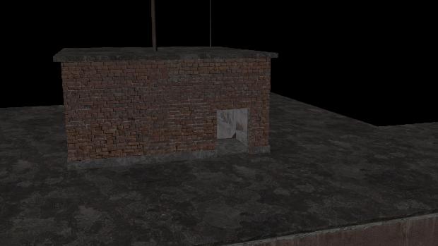 WIP - Rooftop Render