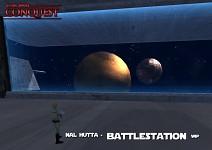 Nal Hutta's Battlestation (WIP)