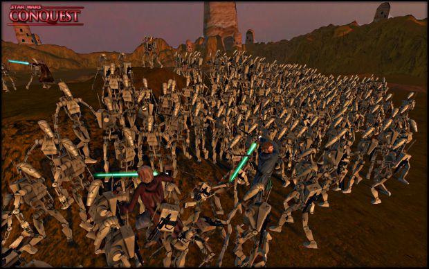 Star Wars Conquest Screenshots Image Mod Db