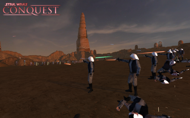 Blue Star Blade Reviews >> Skirmish image - Star Wars Conquest mod for Mount & Blade ...
