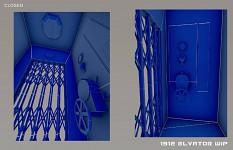 1912 Elevator Chamber WIP