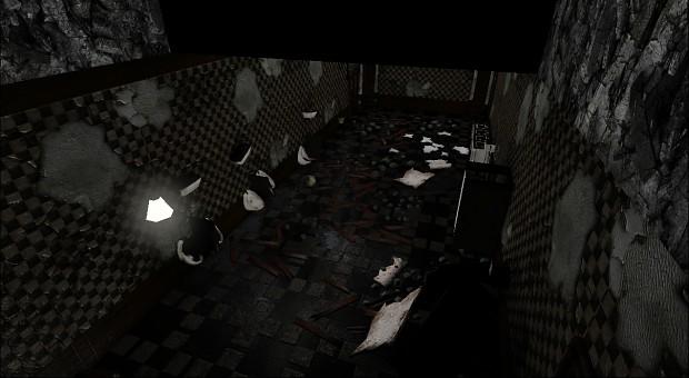 LevelOne: 8thFloor Restroom