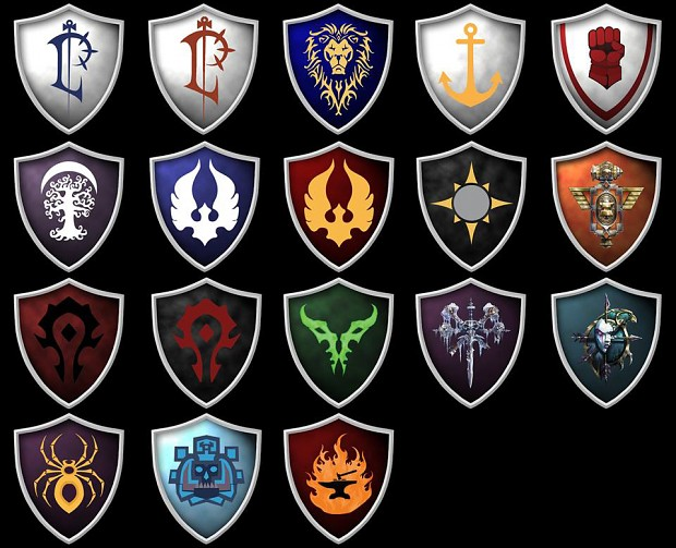 Faction Symbols Image Warcraft Total War Mod For Medieval Ii