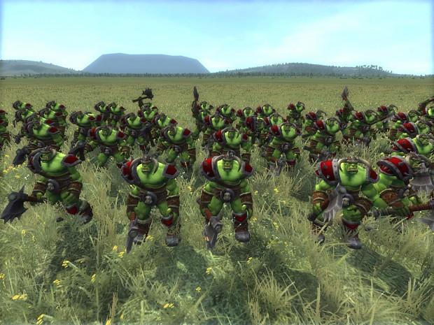 New Orc Grunts