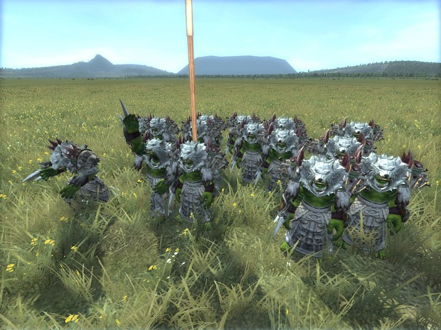 New Orc Shamans