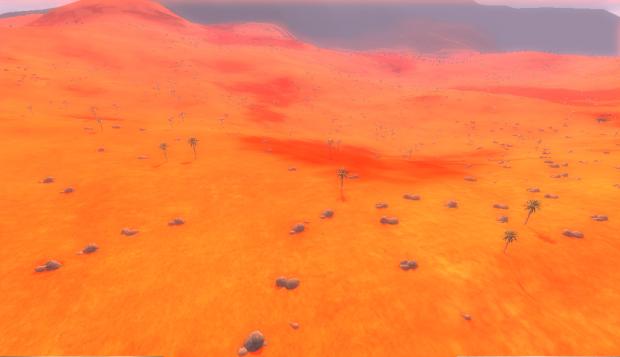 New Durotar custom battlemap textures!