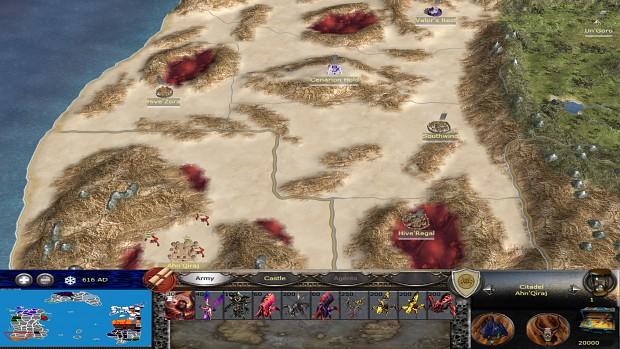 Ahn'Qiraj Strat-Map.