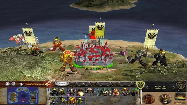 Mod Spotlight: Medieval II Total War Kingdoms – Warcraft