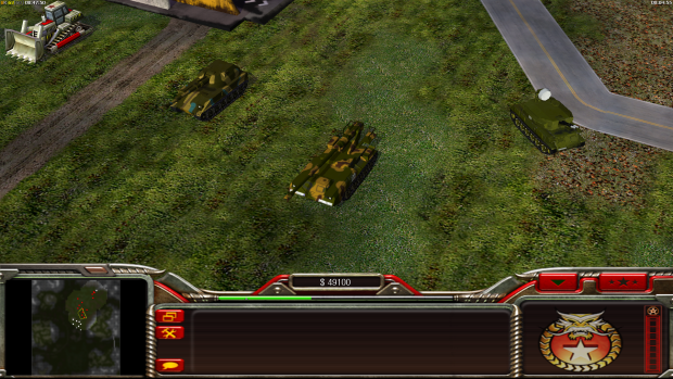 Koksan Artillery Screenshot 02