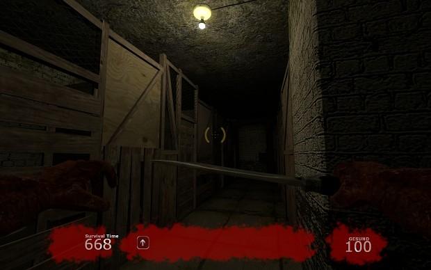 Cellar Area