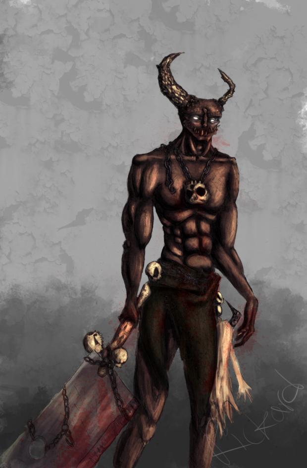 Regular Demon