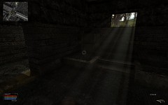 Sunshafts from Finite Engine 1.0