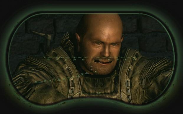 Reworked NPC face textures