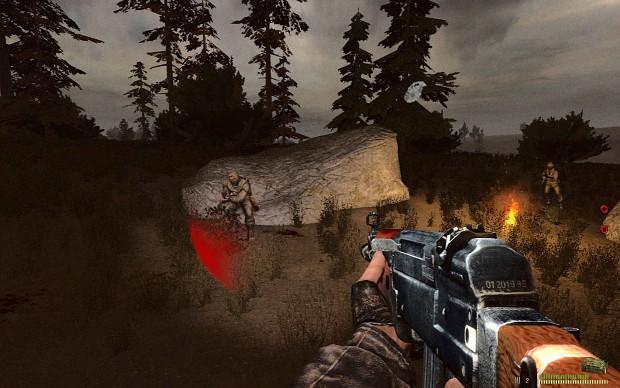 RCOM Update: HUD Gunshot and Grenade Screens