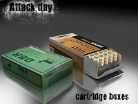 cartridge boxes
