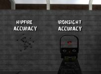 Accuracy difference