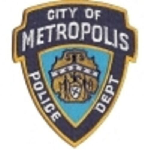 Los Santos Metropolis Police and Metropolis Badge