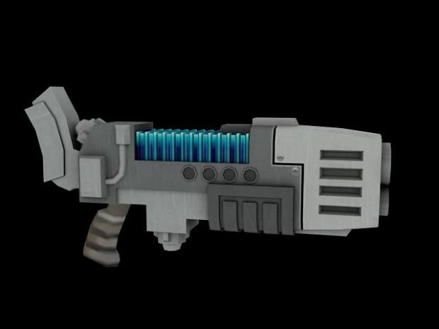 Plasma gun wip