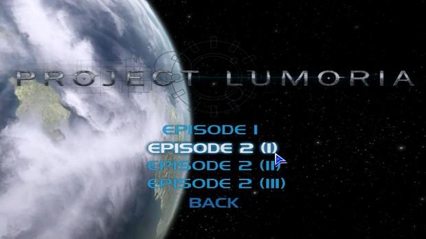 Lumoria - UI