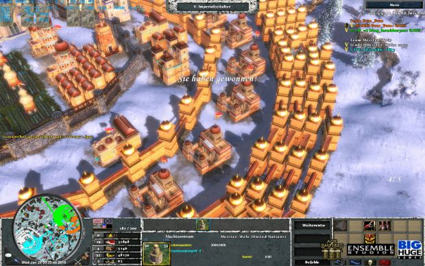 Age of Empires 2 Extension User