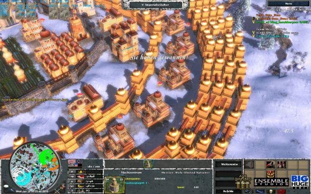 Patch de Age of Empires Patch v10c