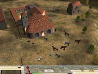 Roman stables damaged