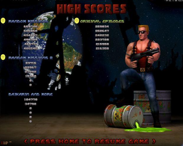 high scores
