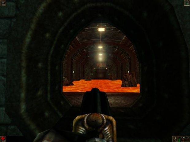 ShamuQuest screenshots of the Mines of Dralgir Pur