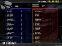 HUD - Scoreboard