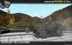 New Mission Battle For Sobor