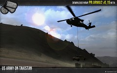 US Army On Takistan