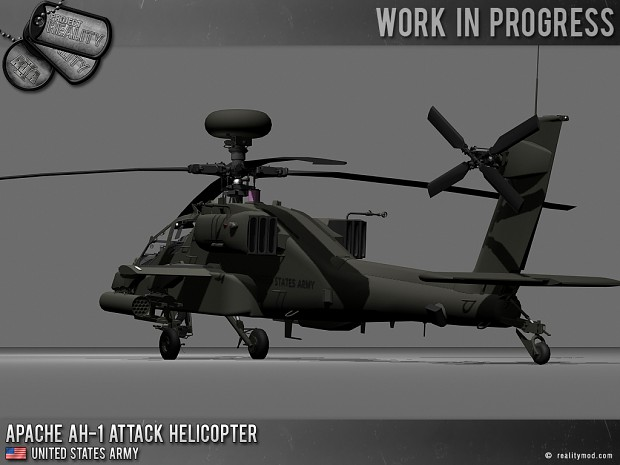 Apache AH-64A/D