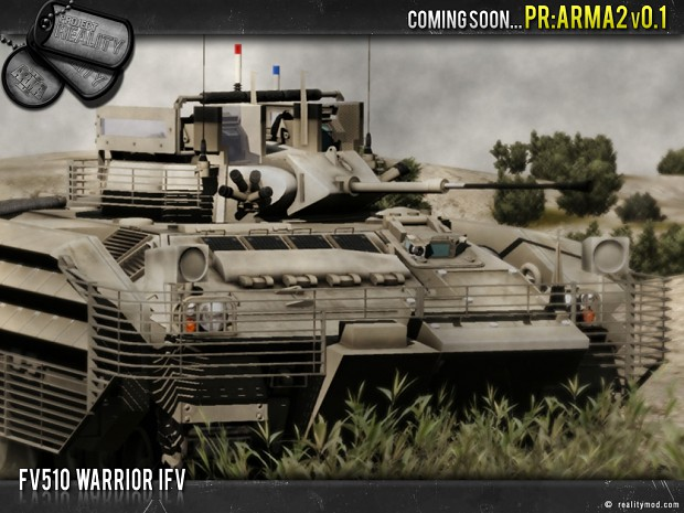 FV510 Warrior IFV
