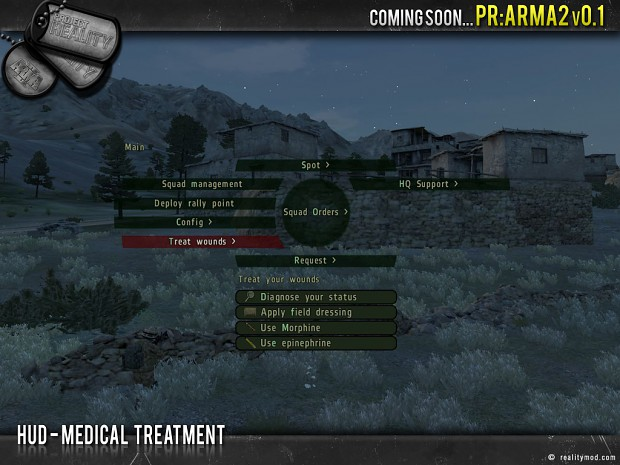 HUD - Medical Treatment