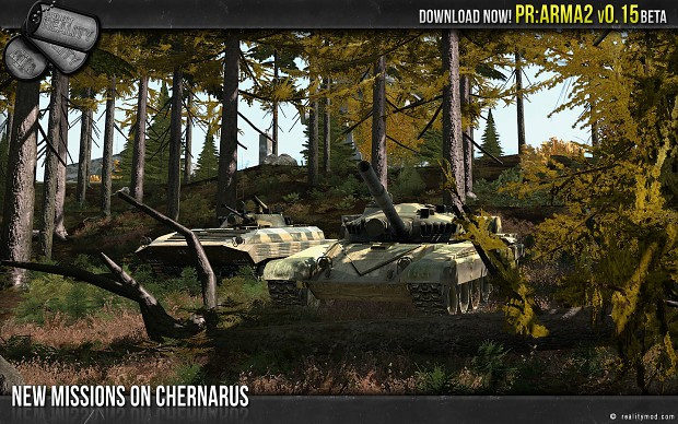 New Missions On Chernarus