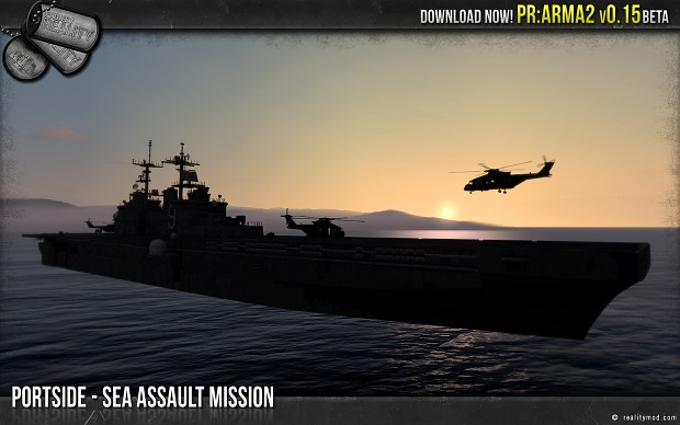 Portside - Sea Assault Mission