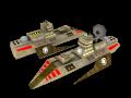GDI Triton Battleship