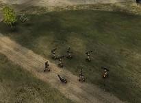 gdi rocket squad