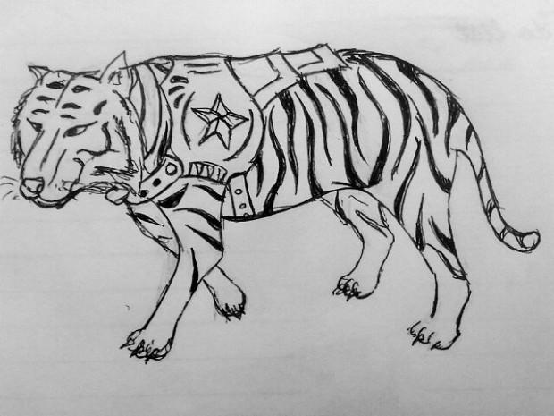 war tiger ?!!
