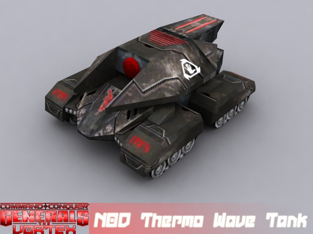 nod thermo wave tank