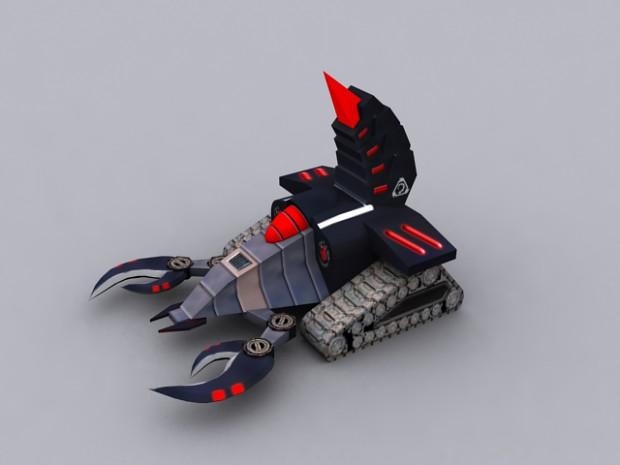 NOD Scorpion Tank mk2