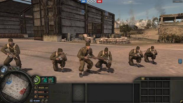 Lieutenant Sniper-Commando