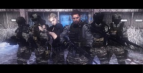 You don't mess with them - BSAA