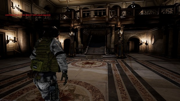 Resident Evil Alternative Chronicles in Unreal Engine !