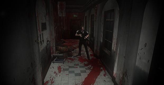 What a fancy corridor - RPD