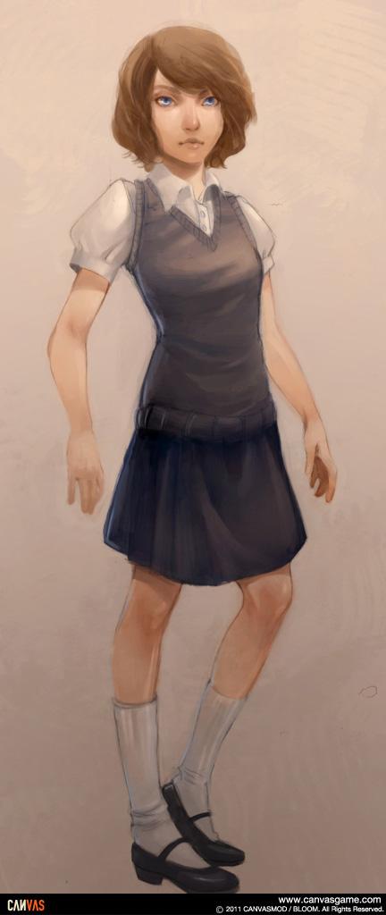 Milena Blonde Iteration