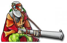 Dwarven Sniper