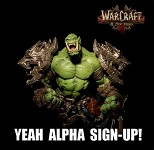 Alpha Sign-Ups Now Open